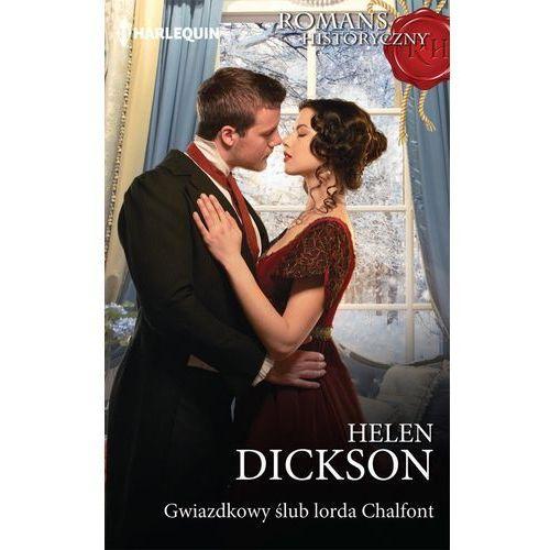 Gwiazdkowy ślub lorda Chalfont - Helen Dickson (MOBI) (9788327640383)