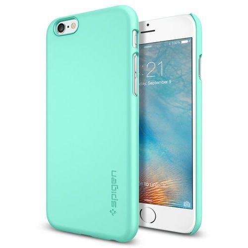 Sgp - spigen Obudowa spigen thin fit apple iphone 6 iphone 6s mint - mint