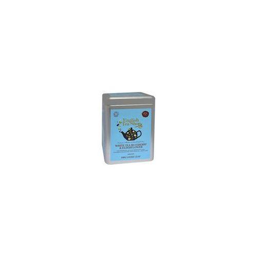 ETS White Tea Blueberry & Elderflower 100 g Puszka