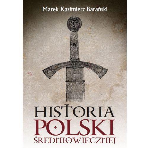 Historia Polski średniowiecznej, oprawa twarda