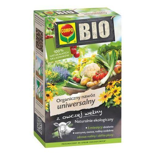 Nawóz uniwersalny z owczej wełny Compo Bio : Pojemność - 750 g (4008398402693)