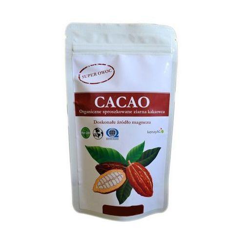 Kakao sproszkowane ziarno kakaowca 100g