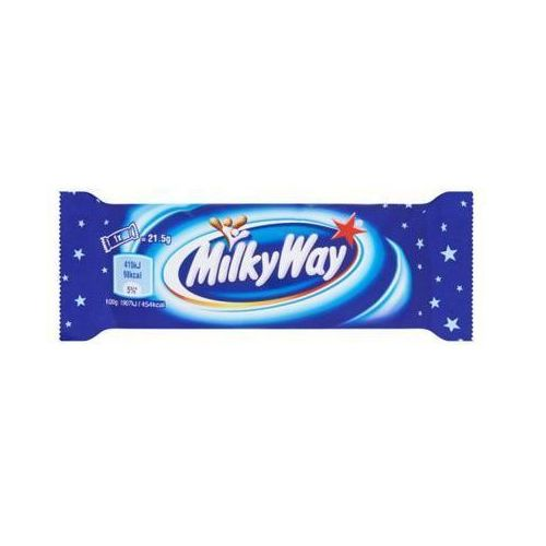 21,5g single baton marki Milky way