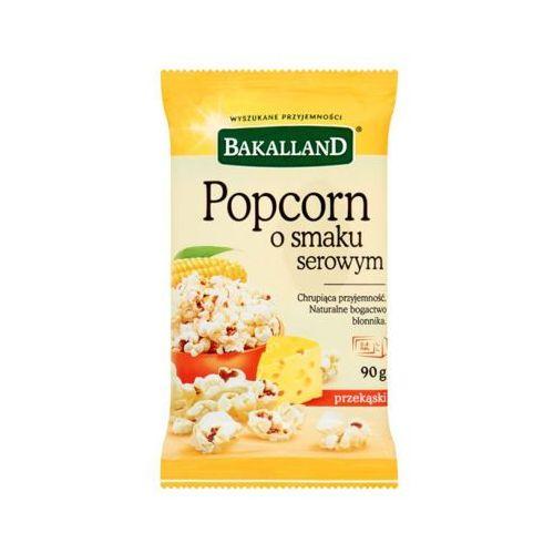 BAKALLAND 90g Popcorn serowy