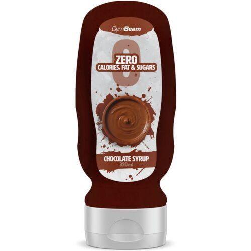 Gymbeam czekoladowy syrop bez kalorii 320 ml (8588006751086)
