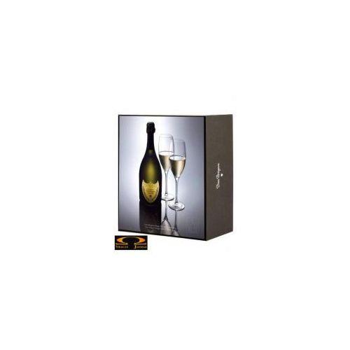 Szampan Dom Perignon Blanc 2000 , 0,7l +2 kieliszki, 929B-16399