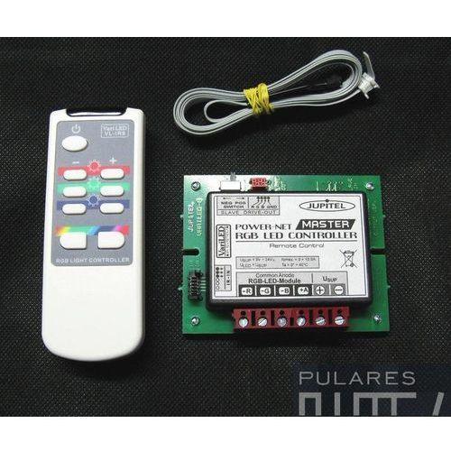Sterownik do taśm LED RGB master 3x10A