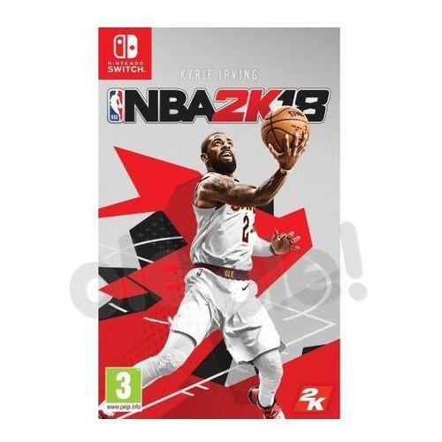 2k games Nba 2k18 - produkt w magazynie - szybka wysyłka! (5026555066792)