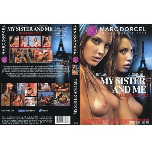 Marc dorcel Noc w paryżu my sister and me dvd 432640