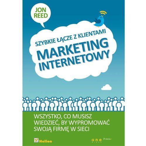 Marketing internetowy Szybkie łącze z klientami, Reed Jon