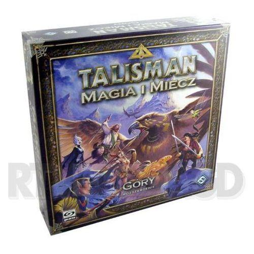 Talisman: Magia i Miecz - Góry (9781589945555)
