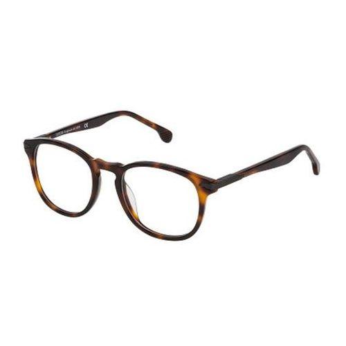 Okulary korekcyjne vl4121 09aj marki Lozza