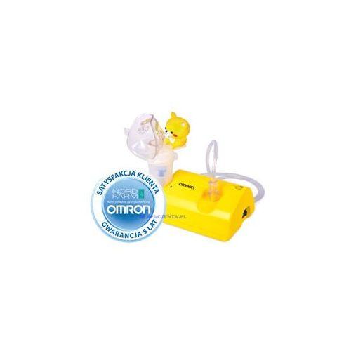 Inhalator/nebulizator kompresorowy c801 dla dzieci marki Omron