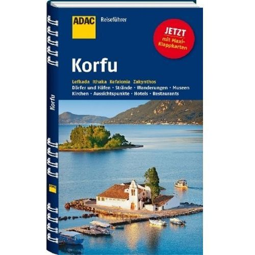 ADAC Reiseführer Korfu