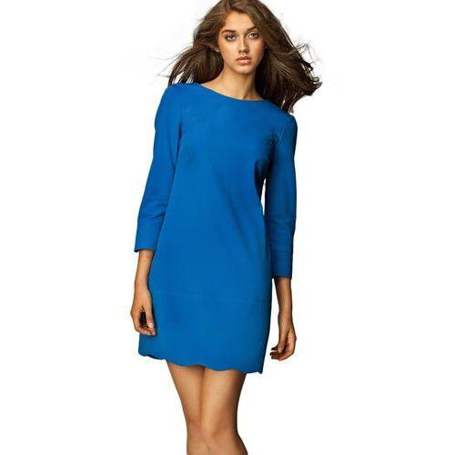 Sukienka - niebieski - s28 marki Nife