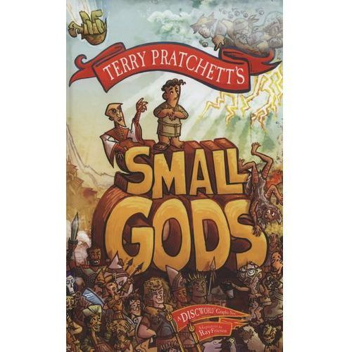 Small Gods, Terry Pratchett
