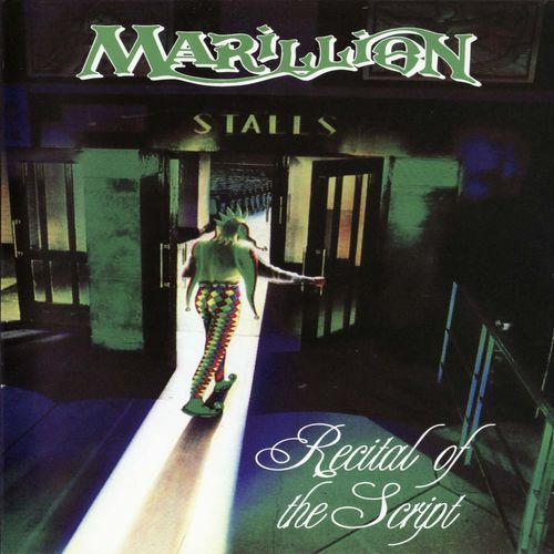 Marillion - recital of the script [2cd] marki Emi music