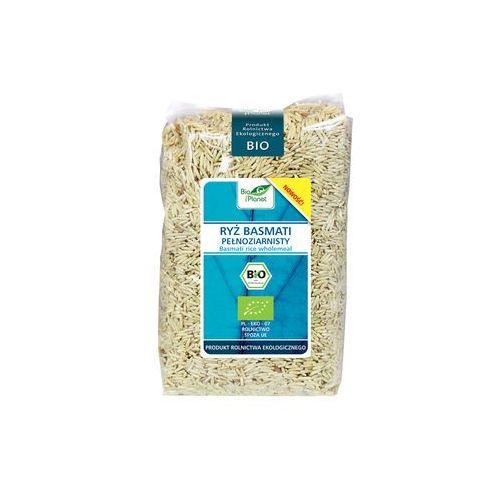 Ryż basmati pełnoziarnisty bio 1 kg - marki Bio planet