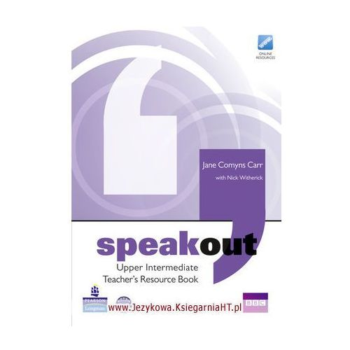Speakout Upper-Intermediate, Teacher's Book (książka nauczyciela) (9781408217054)