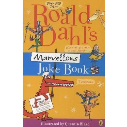 Roald Dahl's Marvellous Joke Book (128 str.)