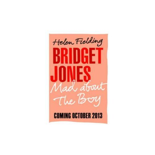 Bridget Jones - Mad About the Boy (anglicky) Fielding Helen