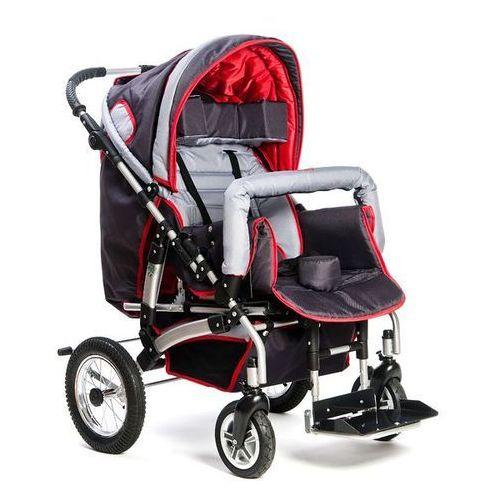 Wózek inwalidzki alumiowy dla dzieci