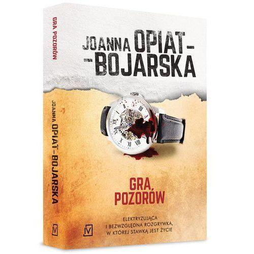 Gra pozorów - Joanna Opiat-Bojarska, CZWARTA STRONA