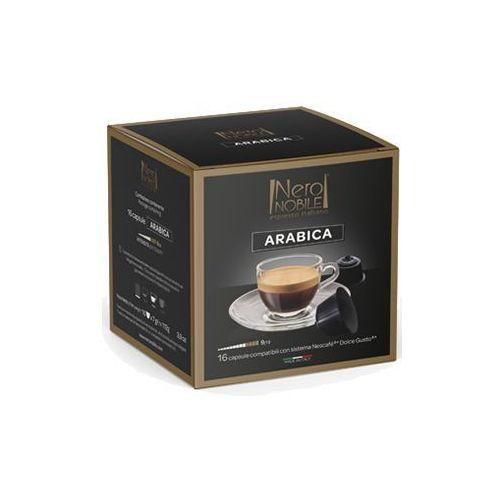 Nero nobile Kapsułki do nescafe dolce gusto* arabica 16 kapsułek - do 20% rabatu z zapisem na newsletter i przy większych zakupach oraz darmowa dostawa (8033993871991)