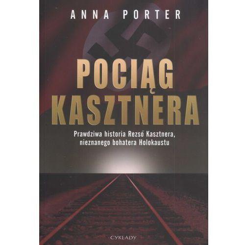 Pociąg Kasztnera (480 str.)