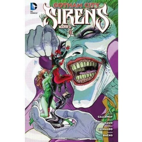 Gotham City Sirens. Bd.3
