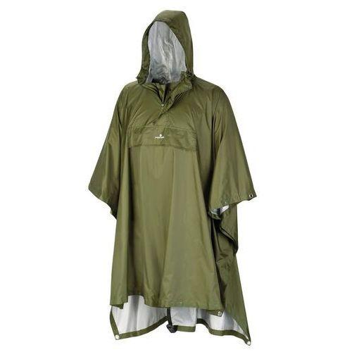 Płaszcz przeciwdeszczowy poncho todomodo rp, oliwkowa zieleń, l/xl marki Ferrino
