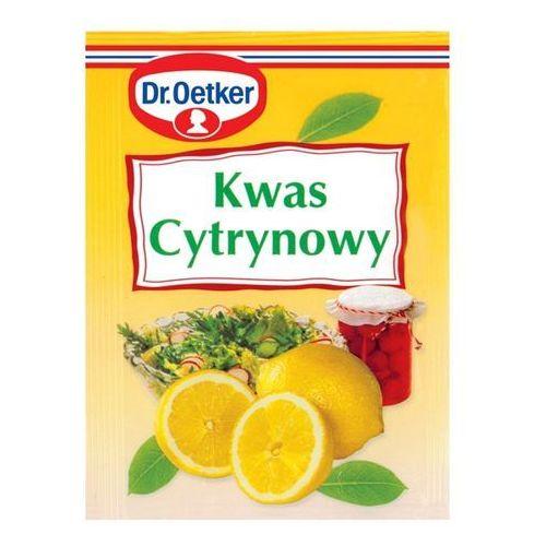 Kwas cytrynowy 20 g Dr. Oetker