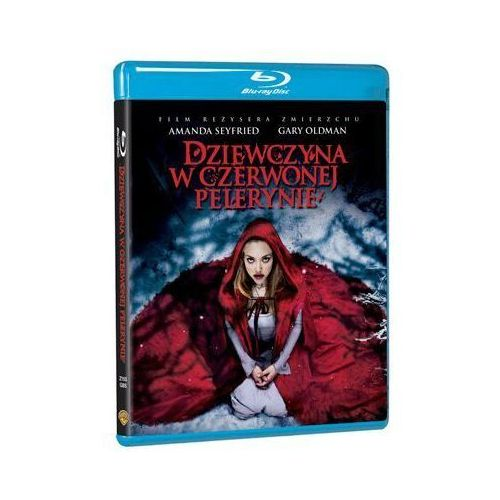 Dziewczyna w czerwonej pelerynie (Blu-Ray) - Catherine Hardwicke DARMOWA DOSTAWA KIOSK RUCHU (7321999310950)