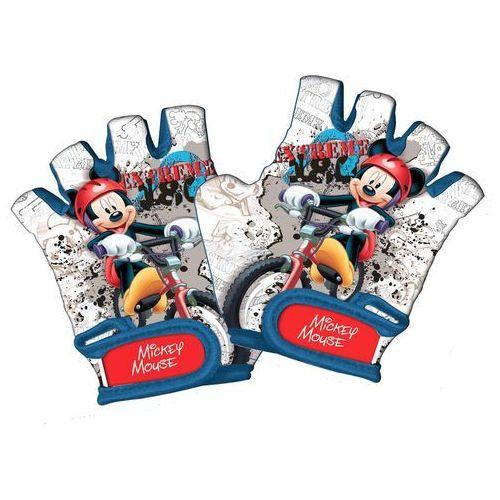 Rękawiczki na rower  Myszka Mickey, Eurasia z Blumi.pl