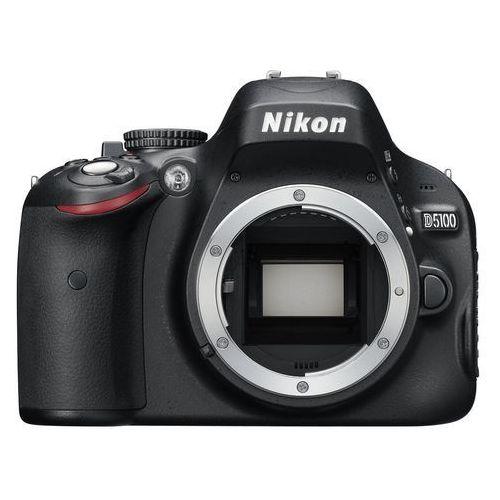 D5100 marki Nikon - lustrzanka cyfrowa