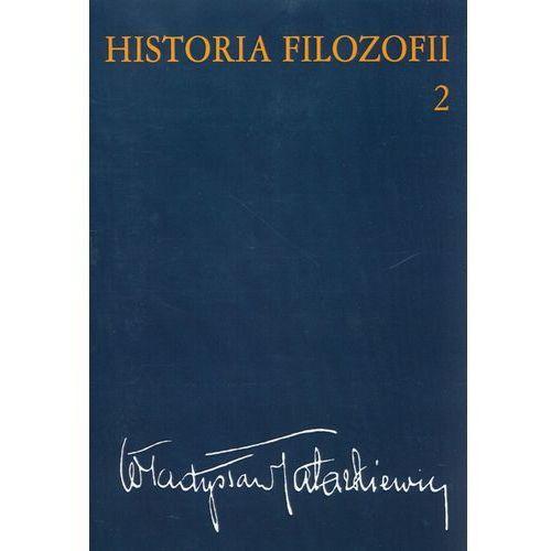 Historia filozofii Tom 2. Filozofia nowożytna do roku 1830, Władysław Tatarkiewicz