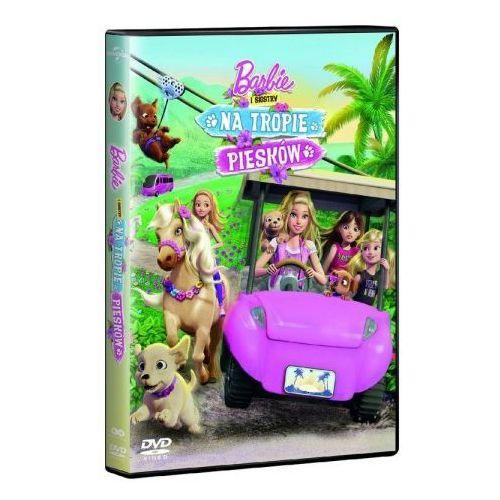 Barbie i siostry na tropie piesków, 81922402793DV (6281757)