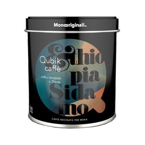 Kawa mielona Qubik Caffe 100% Arabica Ethiopia Sidamo 125g
