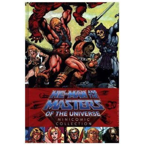 He-Man and the Masters of the Universe Minicomic Collection (9781616558772)