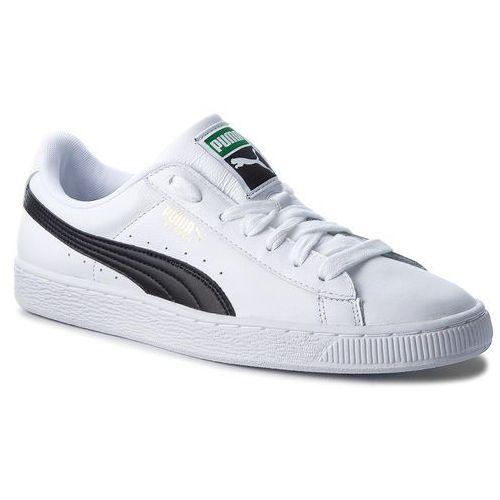 Sneakersy PUMA - Basket Classic Lfs 354367 22 White/Black