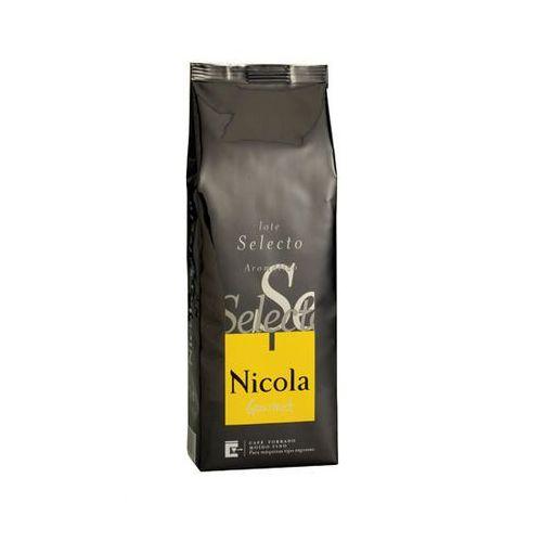 Portugalska kawa selecto gourmet ziarnista, 250g marki Nicola