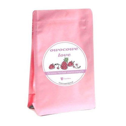 Owocowe love – zestaw herbat owocowych wysokiej jakości 10 smaków x 5g marki Cup&you cup and you