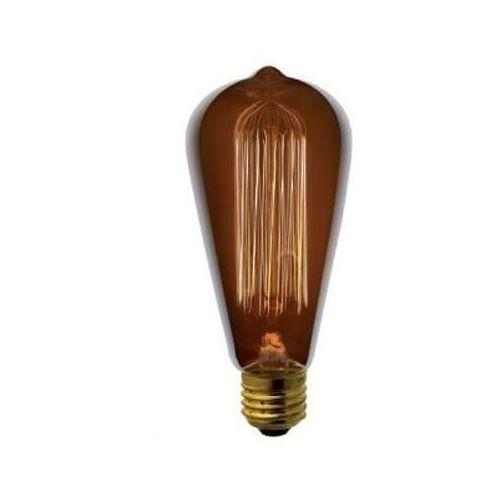 Spectrum Edison ST57 E27 40W 230V - żarówka węglowa - Old Style