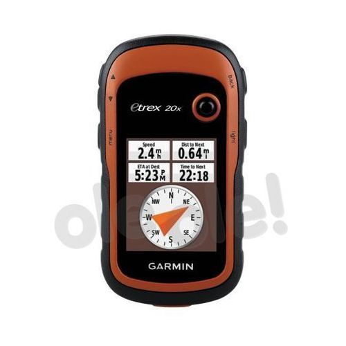 Garmin eTrex 20x Europa Zachodnia (0753759143299)