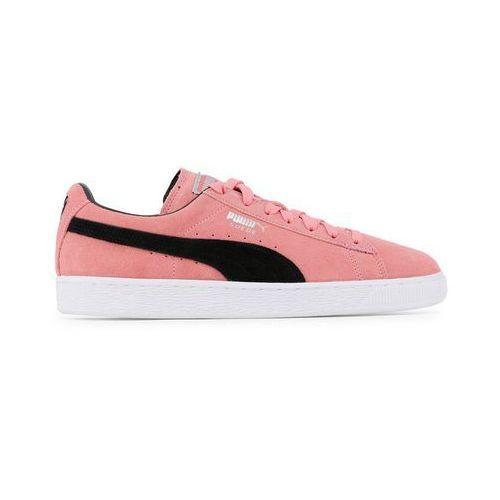 Buty Męskie Puma Sneakersy Suede Classic 363242-46 Różowe, kolor różowy
