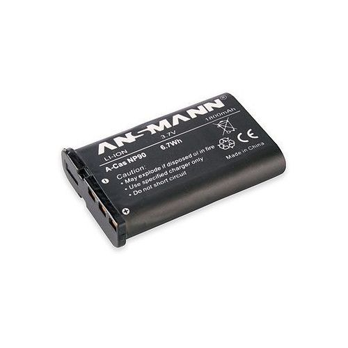 Akumulator ANSMANN do Casio A-Cas NP 90 (1800 mAh)