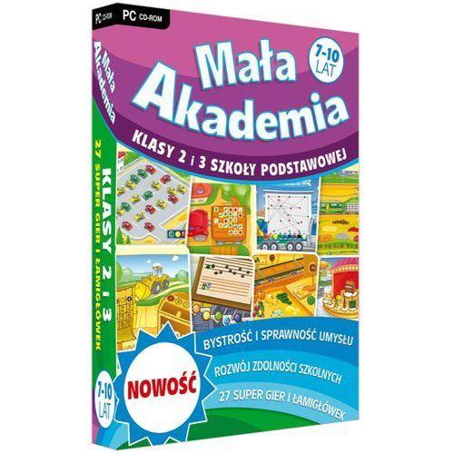 Mała Akademia Klasy 2 i 3 Szkoły Podstawowej (PC)