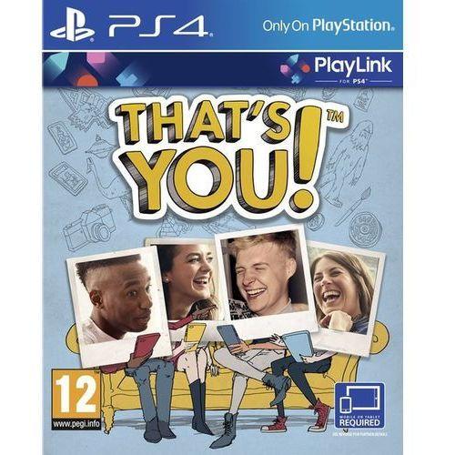 To jesteś Ty! (PS4)