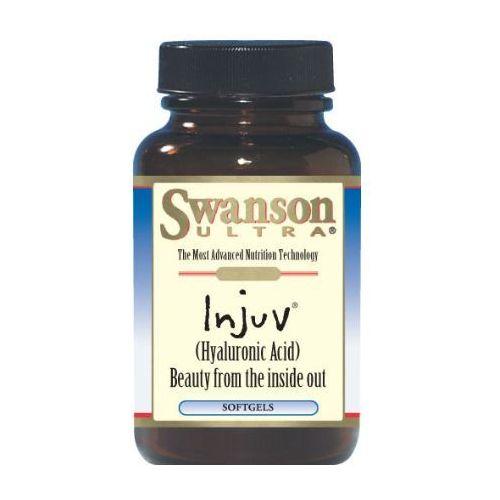 Swanson, usa Swanson injuv (kwas hialuronowy) 90 kaps.