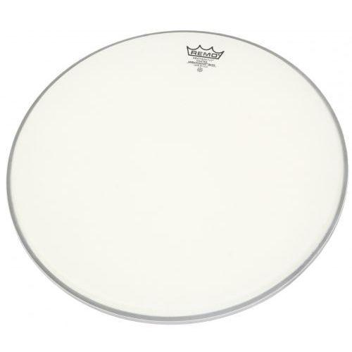 Remo BR-1120-00 Ambassador 20″ biały powlekany, naciąg perkusyjny